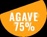 agave 75%
