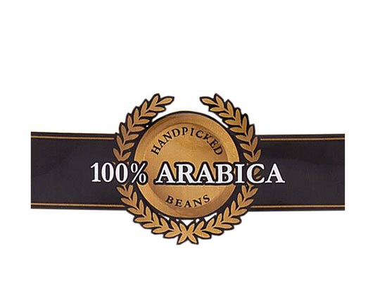 100ArabicaCoffee
