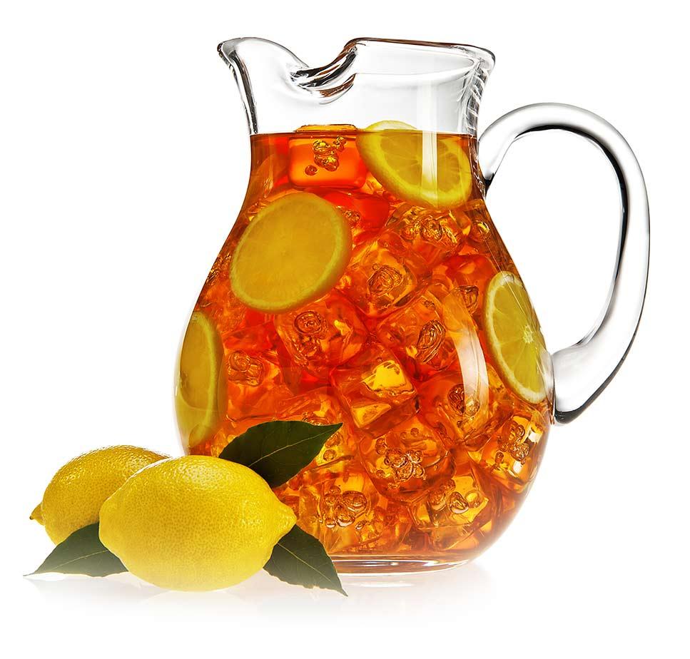 Liquid-tea