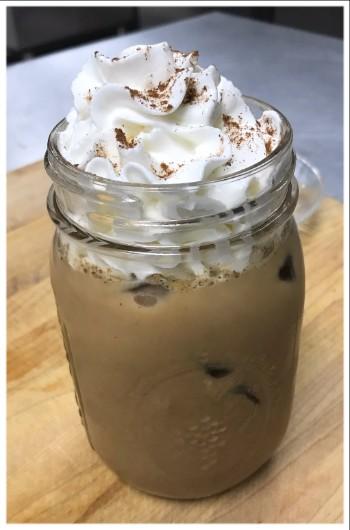 pumpkinvanillaicedcoffee